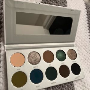 Jaclyn Hill x Morphe Dark Magic palette